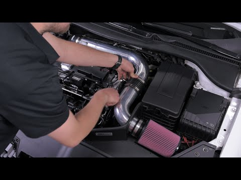VW MK5 GTI FSI Intake Removal and Installation DIY - YouTube