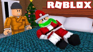 SAVE SANTA CLAUS IN ROBLOX