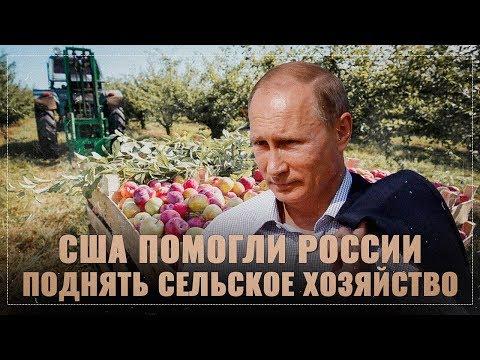 США помогли России