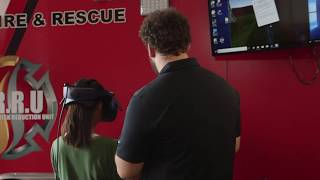 VR Experience Madison Firestation