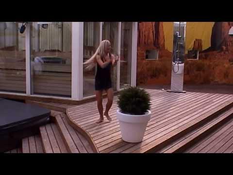 Big brother finland katlin shower 8
