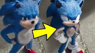 Sonic's Movie Design To Be OVERHAULED Following Fan Uproar