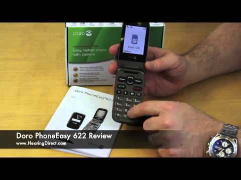Doro PhoneEasy 622 Review