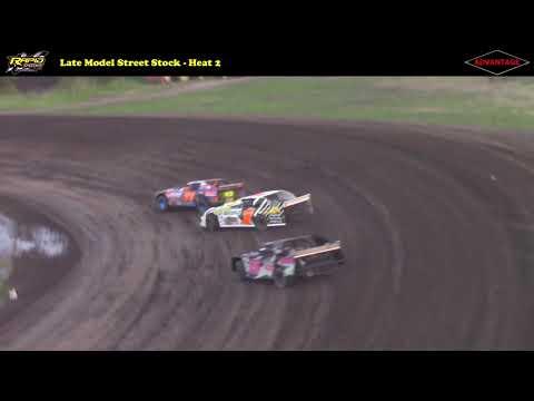Late Model Street Stock -- 7/18/17 -- Rapid Speedway