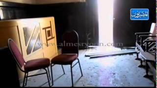نرصد خسائر جمعية الشبان المسلمين بسبب انفجار السفارة الايطالية