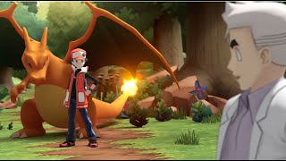 Legends Only | Red and Charizard enter the fray in Pokémon Masters!