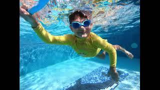 Swimming Dad - Vladimir Anusic - Swim & Fun & Play!