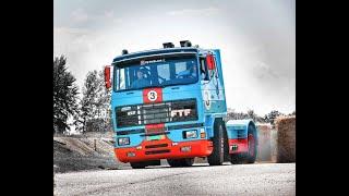 FTF race truck 6V92 Detroit 1/2 mile walsoorden