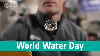 World Water Day: what's space got to do with it?
