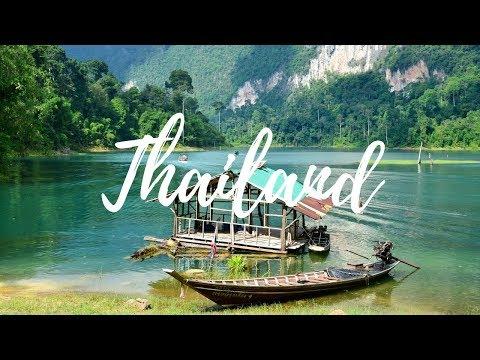 Thailand Travel GoPro | Bangkok | Chang Mai | Koh Tao | Khao Sok | Railay