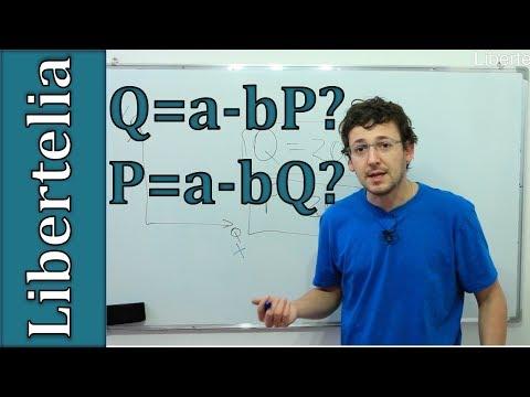 Ejercicio encontrar la ecuación de la curva de demanda | Microeconomía | Liberteliaиз YouTube · Длительность: 9 мин
