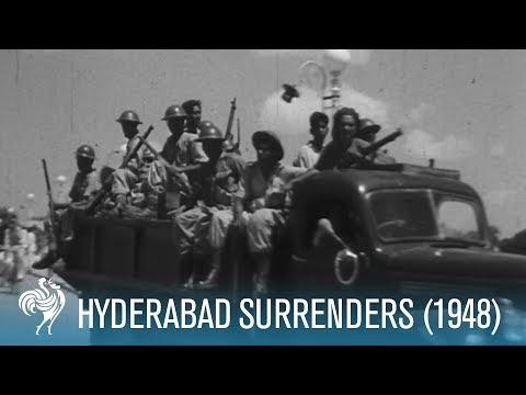 Hyderabad Surrenders (1948)