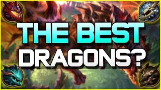 Which DRAGONS should you Prioritize the Most? | League of Legends