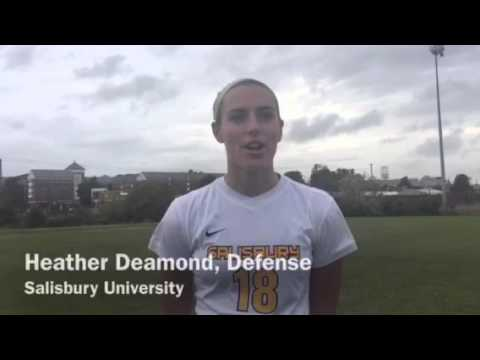SU Women's Soccer Interview