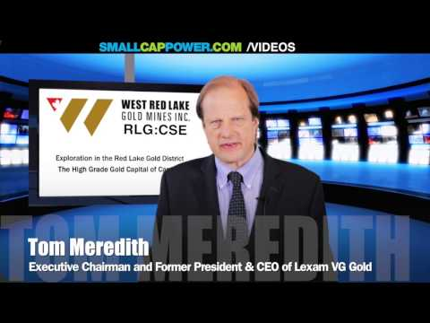 """""""We Have Similar Geological Structures To Goldcorp's Main Mines,"""" Says West Red Lake Gold"""