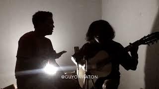 Melamarmu - Badai Romantic Project (akustik) | GuyonWaton Cover