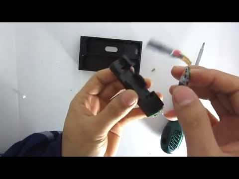 How to install DNA chip / board holder