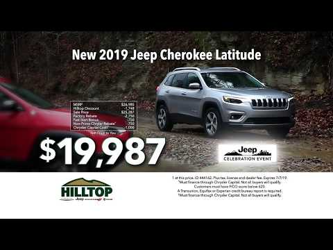 Hilltop Chrysler Jeep Dodge Ram | This Weekend | June 2019