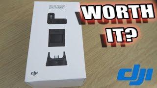 DJI Osmo Pocket Expansion Kit | MY FULL REVIEW