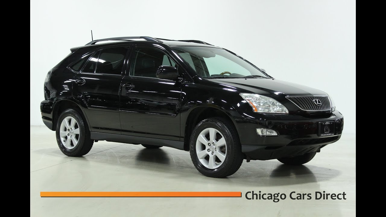 Chicago Cars Direct Presents a 2006 Lexus RX330 AWD in High