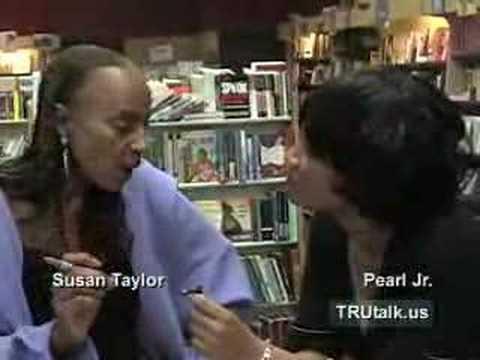 Pearl Jr interviews Susan L. Taylor (Essence Magazine)