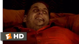 This Is the End (2013) - The Exorcism of Jonah Hill Scene (8/10) | Movieclips