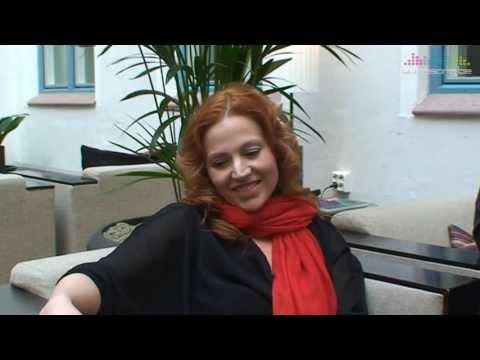 Interview Valentina Monetta in Malmö (Eurovision 2013 - San Marino)