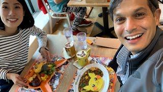 Tokyo Pokémon Cafe Experience   Chef Pikachu Lunch Special