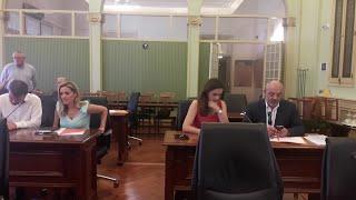 Junta de Portavoces previa a la sesión de apertura del Parlament