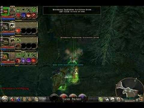 Dungeon Siege II Broken World - ??? Creature Killed
