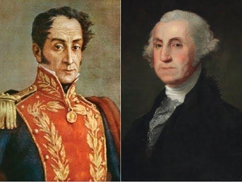 AN *ACTUAL* CONSTITUTIONAL REPUBLIC WOULD CHERISH THE VALUES OF SIMON de BOLIVAR(!)