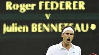 Las Acusaciones de Benneteau y la Respuesta de Federer