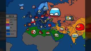 видео: Альтернативное будущее Евразии Countryballs(2 серия 1 сезон)
