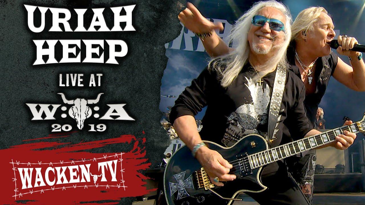 Download Uriah Heep - Full Show - Live at Wacken Open Air 2019