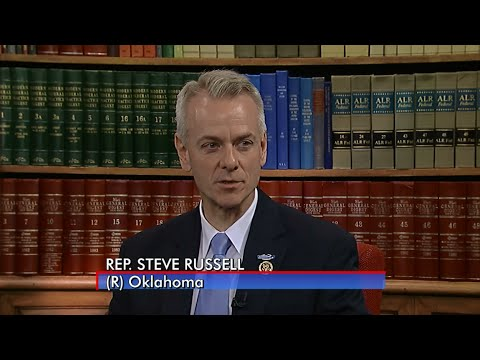 Cole on Congress with guest Rep. Steve Russell