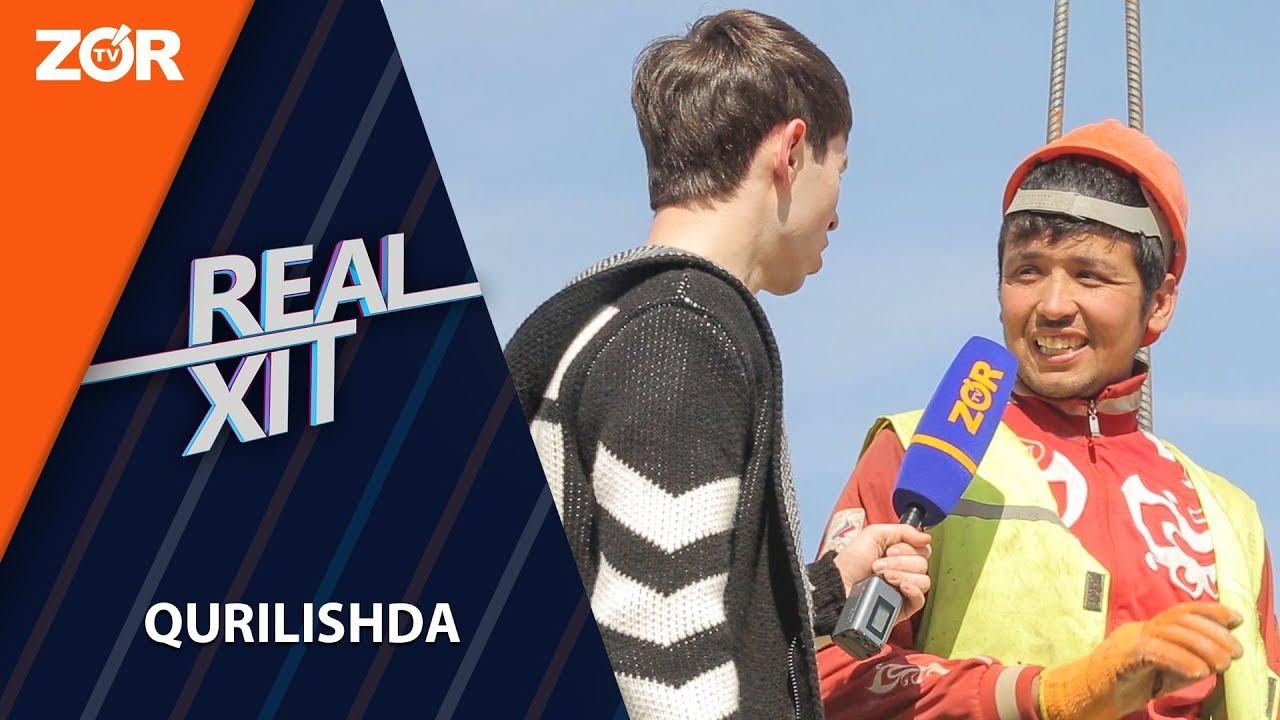 Real Xit - Qurilishda