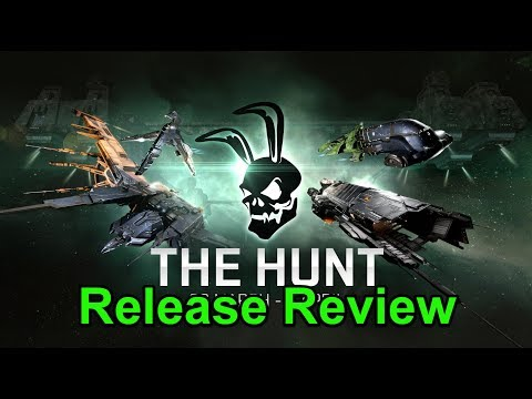Release Review The Hunt - EVE Online Live
