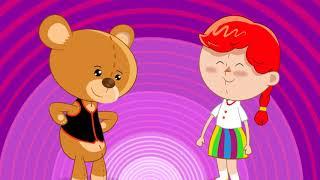 Mis z laleczk - Piosenki dla dzieci bajubaju.tv