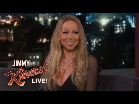 Mariah Carey on Vegas Show, Lionel Richie & American Idol
