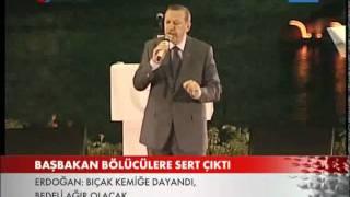Erdoğan'dan PKK ve BDP'ye REST!