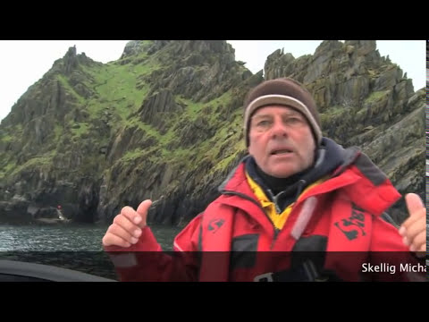26/32 The Skelligs to Fastnet Rock. The very west tip of Europe as you've never seen before!