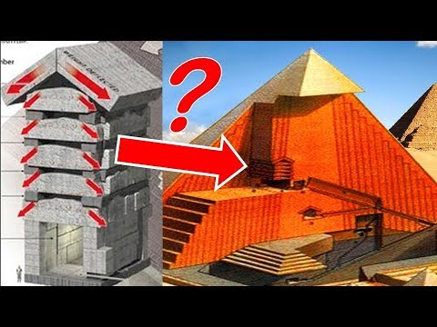 The Great Pyramid of Egypt - New Evidence Best Documentary 2018