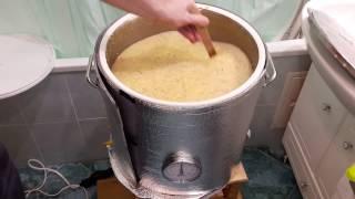 Бурбон #1 Затирание кукурузы и солода