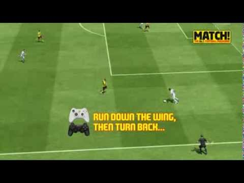 FIFA 13 -- How To Score An Overhead Kick -- MATCH Magazine