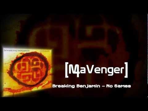 Breaking Benjamin - No Games [Audio HQ]