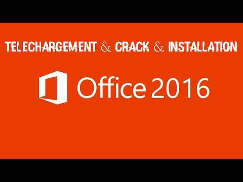 [TUTO]Microsoft Office 2016 Téléchargement & Crack [FR]