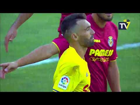 Trofeo Carranza: Cádiz 0 - Villarreal 3 (12-08-17)