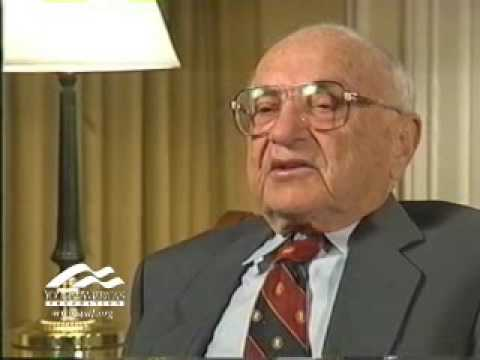 Milton Friedman Discusses Government Regulations