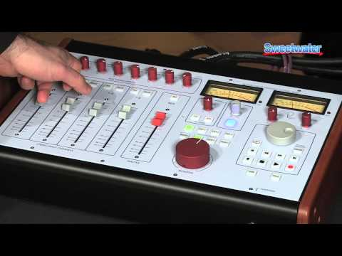 Rupert Neve 5060 Centerpiece Desktop Mixer/Console Overview - Sweetwater Sound