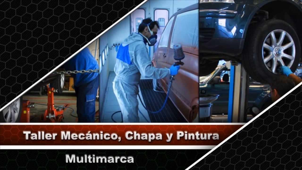 Taller Multimarca Madrid Chapa Y Pintura Multimarca Mantenimiento